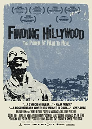 movie poster of Finding Hillywood