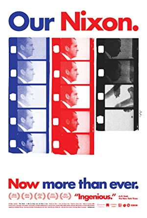 movie poster of Our Nixon
