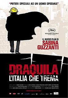 movie poster of Draquila - L'Italia che trema