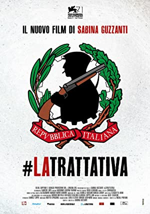 movie poster of La trattativa
