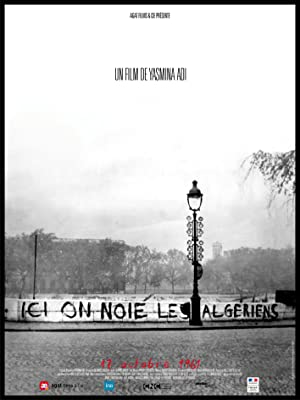 movie poster of Ici on noie les Algériens: 17 Octobre 1961
