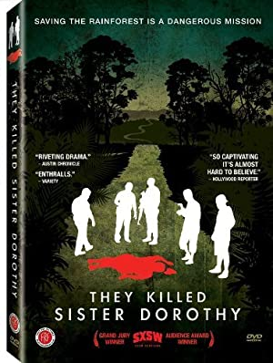movie poster of They Killed Sister Dorothy