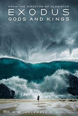 movie poster of Exodus: Gods and Kings