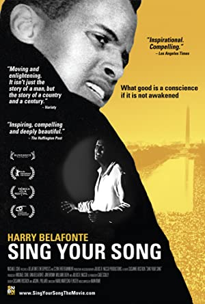 movie poster of Sing Your Song