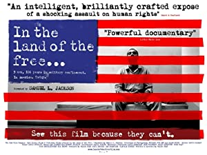 movie poster of In the Land of the Free...