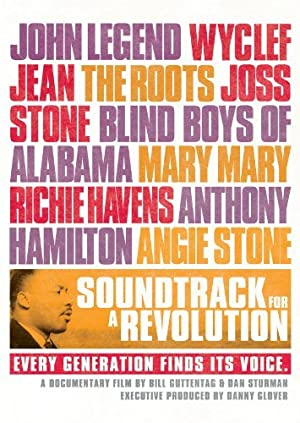 movie poster of Soundtrack for a Revolution