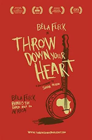 movie poster of Throw Down Your Heart