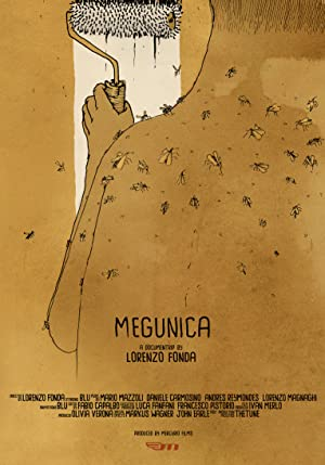 movie poster of Megunica