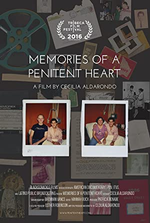 movie poster of Memories of a Penitent Heart