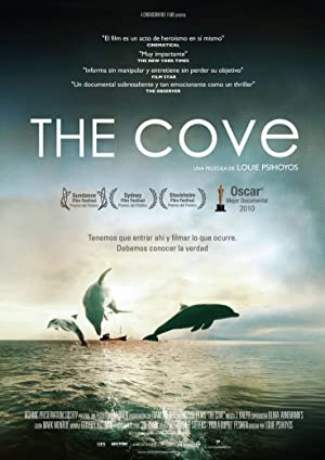 movie poster of The Cove