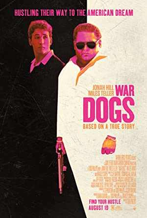 movie poster of War Dogs
