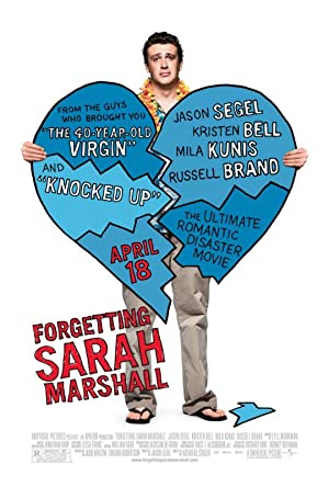 movie poster of Forgetting Sarah Marshall streaming (where to watch online?)