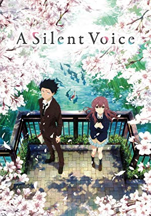 movie poster of A Silent Voice: The Movie