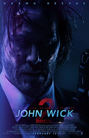 movie poster of John Wick: Chapter 2