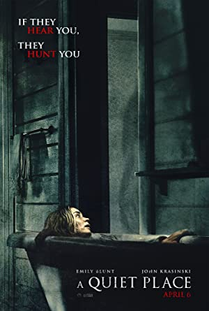movie poster of A Quiet Place streaming (where to watch online?)