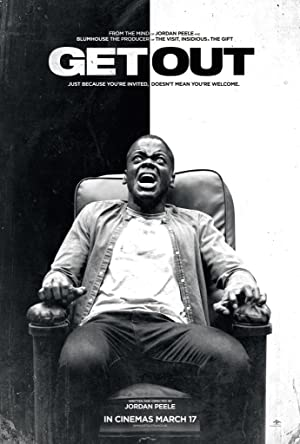 movie poster of Get Out