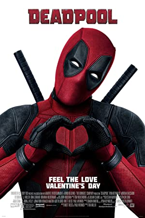 movie poster of Deadpool