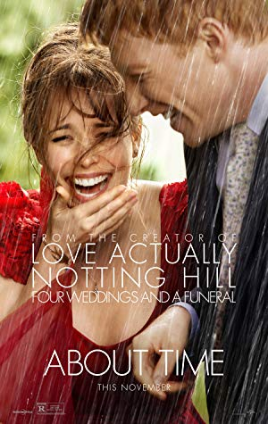 movie poster of About Time