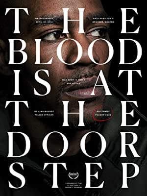 movie poster of The Blood Is at the Doorstep