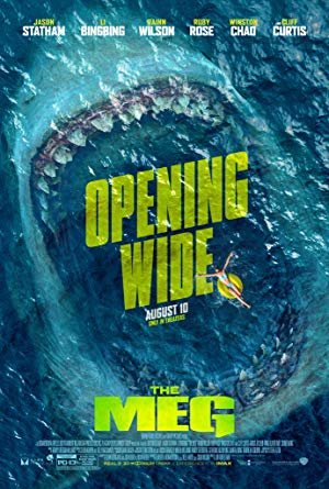 movie poster of The Meg