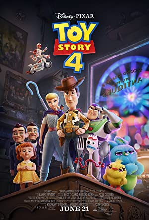 testimonial by Toy Story 4