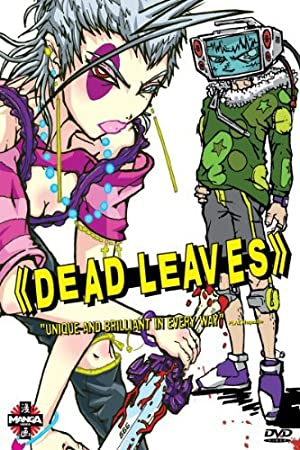 movie poster of Dead Leaves