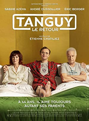 movie poster of Tanguy, le retour