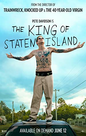 movie poster of The King of Staten Island