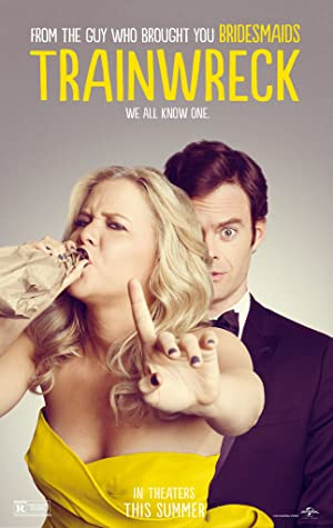 movie poster of Trainwreck