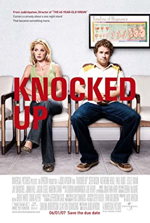 movie poster of Knocked Up streaming (where to watch online?)