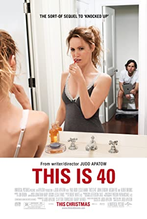 movie poster of This Is 40