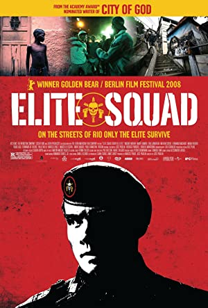 movie poster of Tropa de Elite (Elite Squad)