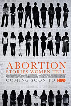 movie poster of Abortion: Stories Women Tell