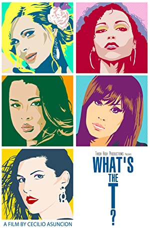 movie poster of What's the T?