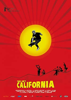 movie poster of This Ain't California