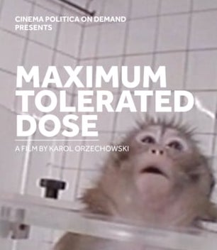 movie poster of Maximum Tolerated Dose