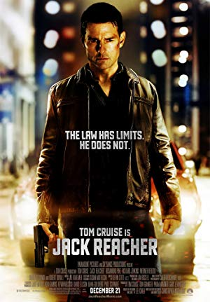 movie poster of Jack Reacher