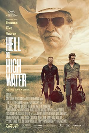 movie poster of Hell or High Water