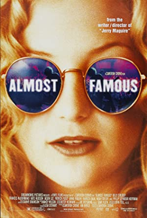 movie poster of Almost Famous