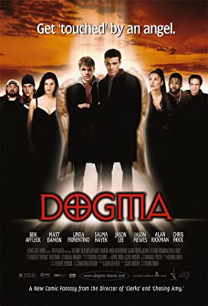 movie poster of Dogma