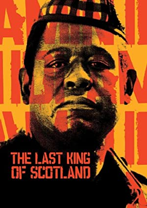 movie poster of The Last King of Scotland