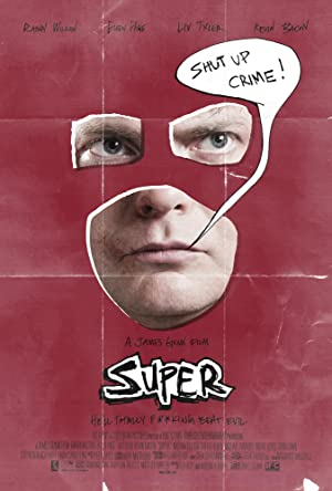 movie poster of Super