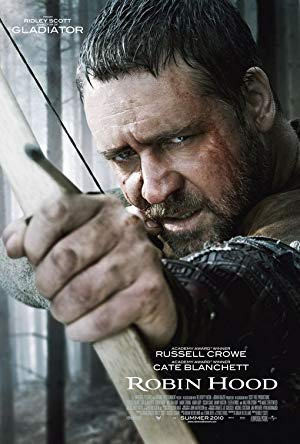 movie poster of Robin Hood
