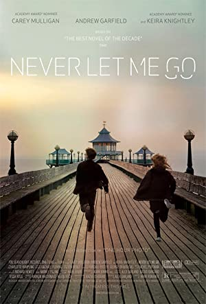 movie poster of Never Let Me Go