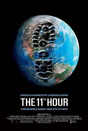 movie poster of The 11th Hour