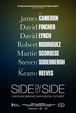 movie poster of Side by Side