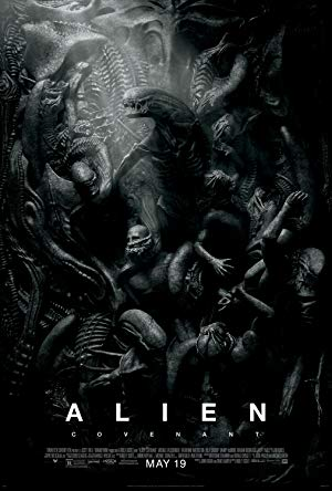 movie poster of Alien: Covenant