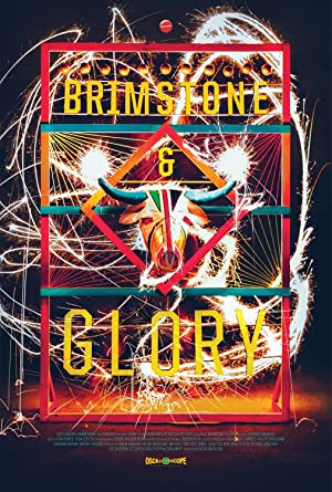 movie poster of Brimstone & Glory