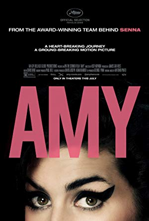 movie poster of Amy