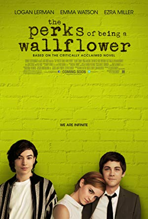 movie poster of The Perks of Being a Wallflower